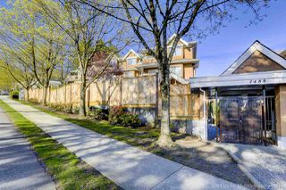 "Main Photo: 21 7488 SALISBURY Avenue in Burnaby: Highgate Townhouse for sale in ""WINSTON GARDEN"" (Burnaby South)  : MLS®# R2260408"