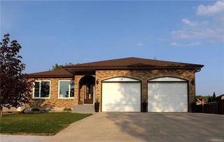 Main Photo: 78 Chornick Drive in Winnipeg: North Kildonan Residential for sale (3G)  : MLS®# 1814105