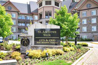 Photo 4: 418 1395 Bear Mountain Parkway in VICTORIA: La Bear Mountain Condo Apartment for sale (Langford)  : MLS®# 392336