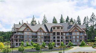 Photo 1: 418 1395 Bear Mountain Parkway in VICTORIA: La Bear Mountain Condo Apartment for sale (Langford)  : MLS®# 392336