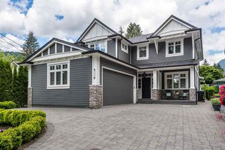 Photo 1: 1610 PAGE Road in North Vancouver: Lynn Valley House for sale : MLS®# R2277717