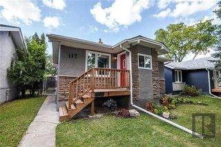 Photo 2: 117 Ellesmere Avenue in Winnipeg: Residential for sale (2D)  : MLS®# 1816514