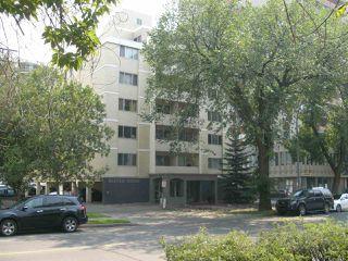 Main Photo: 504 10021 116 Street in Edmonton: Zone 12 Condo for sale : MLS®# E4124879