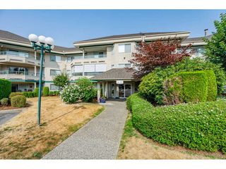"Photo 1: 244 2451 GLADWIN Road in Abbotsford: Abbotsford West Condo for sale in ""Centennial Court"" : MLS®# R2297582"