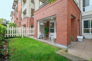 """Photo 2: 121 9200 FERNDALE Road in Richmond: McLennan North Condo for sale in """"KENSINGTON COURT"""" : MLS®# R2297995"""
