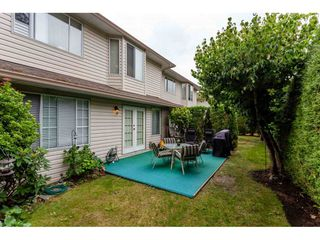 Photo 19: 25 12268 189A Street in Pitt Meadows: Central Meadows Townhouse for sale : MLS®# R2299824