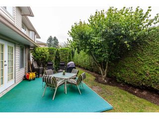 Photo 20: 25 12268 189A Street in Pitt Meadows: Central Meadows Townhouse for sale : MLS®# R2299824
