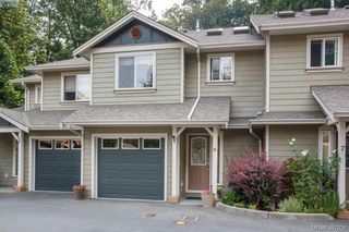 Photo 3: 6 199 Atkins Road in VICTORIA: VR Six Mile Townhouse for sale (View Royal)  : MLS®# 397926