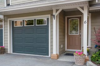 Photo 4: 6 199 Atkins Road in VICTORIA: VR Six Mile Townhouse for sale (View Royal)  : MLS®# 397926