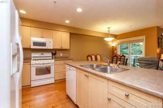 Photo 14: 6 199 Atkins Road in VICTORIA: VR Six Mile Townhouse for sale (View Royal)  : MLS®# 397926