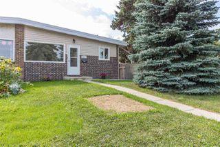 Main Photo: 5909 90A Avenue in Edmonton: Zone 18 House Half Duplex for sale : MLS®# E4127178