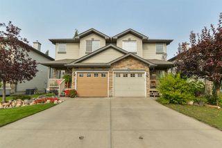 Main Photo: 1164 BARNES Way in Edmonton: Zone 55 House Half Duplex for sale : MLS®# E4127896