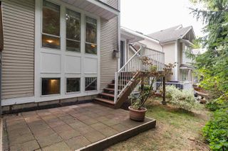 Photo 20: 4 2590 PANORAMA Drive in Coquitlam: Westwood Plateau Townhouse for sale : MLS®# R2302882
