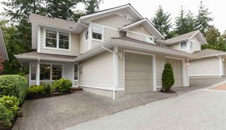 Photo 1: 4 2590 PANORAMA Drive in Coquitlam: Westwood Plateau Townhouse for sale : MLS®# R2302882
