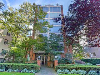 "Main Photo: 601 1970 HARO Street in Vancouver: West End VW Condo for sale in ""LAGOON ROYALE"" (Vancouver West)  : MLS®# R2315150"