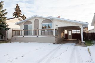 Main Photo: 8515 40 Avenue in Edmonton: Zone 29 House for sale : MLS®# E4136334