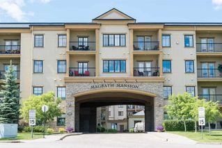 Main Photo: 220 160 MAGRATH Road NE in Edmonton: Zone 14 Condo for sale : MLS®# E4137595