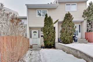 Main Photo: 6708 36A Avenue in Edmonton: Zone 29 Townhouse for sale : MLS®# E4139744