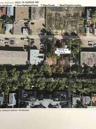 Photo 2: 9922 79 Avenue in Edmonton: Zone 17 Vacant Lot for sale : MLS®# E4139965