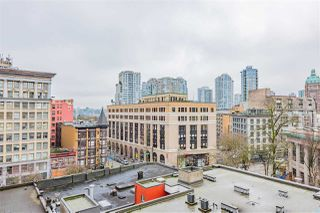 "Photo 35: 619 22 E CORDOVA Street in Vancouver: Downtown VE Condo for sale in ""Van Horne"" (Vancouver East)  : MLS®# R2334498"