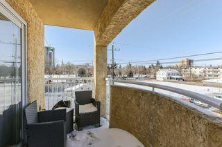 Photo 24: 307 10208 120 Street in Edmonton: Zone 12 Condo for sale : MLS®# E4145769