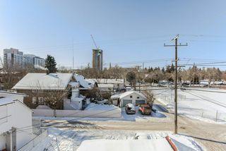 Photo 26: 307 10208 120 Street in Edmonton: Zone 12 Condo for sale : MLS®# E4145769