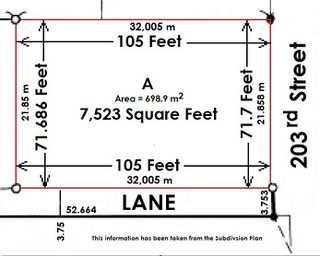 Photo 15: 12135 203 Street in Maple Ridge: Northwest Maple Ridge Land for sale : MLS®# R2350746