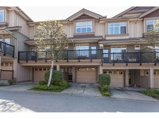 """Photo 1: 4 21661 88 Avenue in Langley: Walnut Grove Townhouse for sale in """"MONTERRA"""" : MLS®# R2362682"""