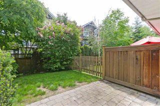 "Photo 18: 46 3009 156 Street in Surrey: Grandview Surrey Townhouse for sale in ""Kallisto"" (South Surrey White Rock)  : MLS®# R2374729"