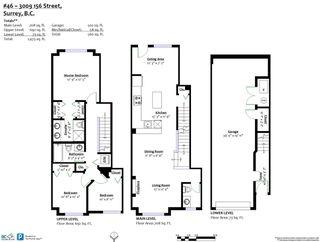 "Photo 20: 46 3009 156 Street in Surrey: Grandview Surrey Townhouse for sale in ""Kallisto"" (South Surrey White Rock)  : MLS®# R2374729"