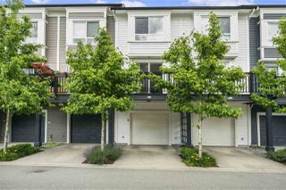 "Photo 18: 51 2423 AVON Place in Port Coquitlam: Riverwood Townhouse for sale in ""DOMINION SOUTH"" : MLS®# R2379295"