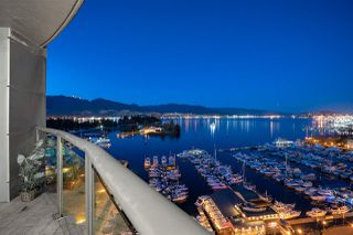 Main Photo: 1903 560 CARDERO Street in Vancouver: Coal Harbour Condo for sale (Vancouver West)  : MLS®# R2380972