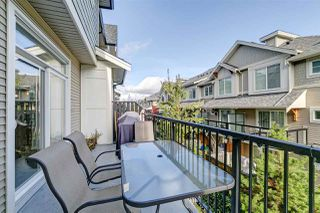 """Photo 12: 82 8138 204 Street in Langley: Willoughby Heights Townhouse for sale in """"Ashbury and Oak by Polygon"""" : MLS®# R2415255"""