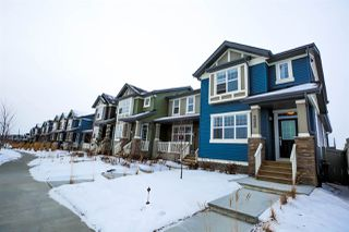 Photo 3: 6156 ROSENTHAL Way in Edmonton: Zone 58 Attached Home for sale : MLS®# E4183155