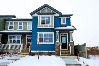 Photo 2: 6156 ROSENTHAL Way in Edmonton: Zone 58 Attached Home for sale : MLS®# E4183155