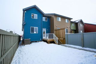 Photo 25: 6156 ROSENTHAL Way in Edmonton: Zone 58 Attached Home for sale : MLS®# E4183155