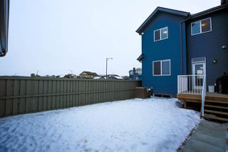 Photo 26: 6156 ROSENTHAL Way in Edmonton: Zone 58 Attached Home for sale : MLS®# E4183155