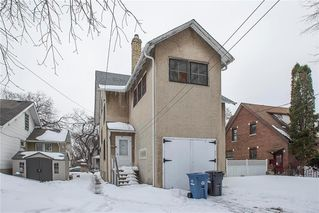 Photo 20: 492 Dominion Street in Winnipeg: Wolseley Residential for sale (5B)  : MLS®# 202005747