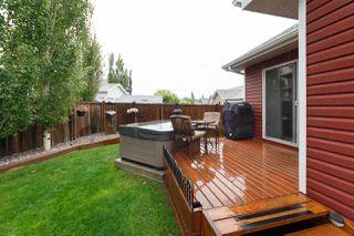 Photo 25: 8 NEVIS Close: St. Albert House Half Duplex for sale : MLS®# E4202513