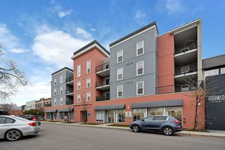Photo 2: 310 10418 81 Avenue NW in Edmonton: Zone 15 Condo for sale : MLS®# E4218886