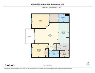 Photo 36: 409 10530 56 Avenue in Edmonton: Zone 15 Condo for sale : MLS®# E4219850