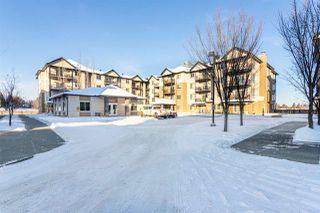 Photo 2: 409 10530 56 Avenue in Edmonton: Zone 15 Condo for sale : MLS®# E4219850