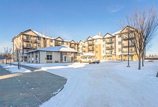 Photo 3: 409 10530 56 Avenue in Edmonton: Zone 15 Condo for sale : MLS®# E4219850