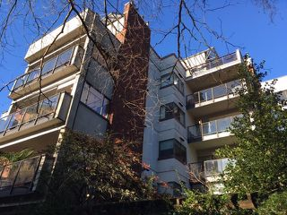 "Main Photo: 502 1665 NELSON Street in Vancouver: West End VW Condo for sale in ""EDGEMONT PLACE"" (Vancouver West)  : MLS®# R2521394"