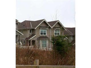 Photo 1: 1427 COLLINS Road in Coquitlam: Burke Mountain Townhouse for sale : MLS®# V876812