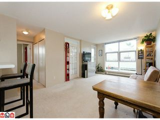 """Main Photo: 503 10523 UNIVERSITY Drive in Surrey: Whalley Condo for sale in """"Grandview Court"""" (North Surrey)  : MLS®# F1124694"""