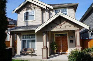Main Photo: 6791 STEVESTON Highway in Richmond: Woodwards House for sale : MLS®# V983623