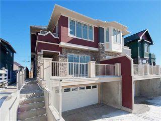Main Photo: 64 6A Street NE in CALGARY: Bridgeland Residential Attached for sale (Calgary)  : MLS®# C3613552