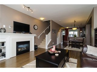 "Photo 3: 93 18777 68A Avenue in Surrey: Clayton Townhouse for sale in ""COMPASS"" (Cloverdale)  : MLS®# F1412670"