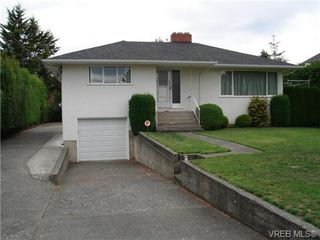 Photo 1: 2230 Edgelow St in VICTORIA: SE Arbutus House for sale (Saanich East)  : MLS®# 683251
